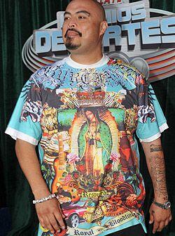 Todo un devoto a la Virgen de Guadalupe, el cantante no ocultó su...