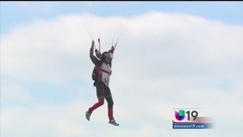 Identifican a paracaidista que murió en Lodi