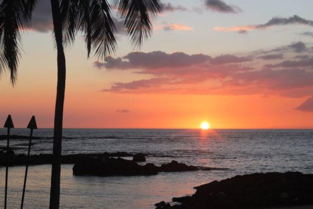 """En el hotel Fairmont Orchid at Mauna Lani, en la costa de Kohala de Big..."