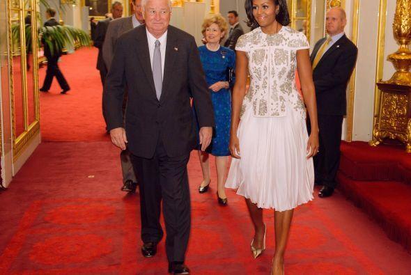 Michelle Obama le saca mucho provecho a cada una de sus prendas, cuidand...