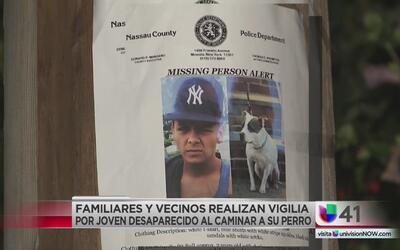 Familia sigue la búsqueda de joven desaparecido