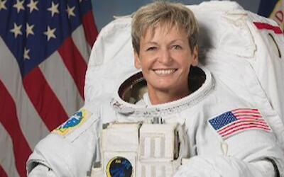 Un nuevo récord de Peggy Whitson: acumulará el mayor número de días en e...