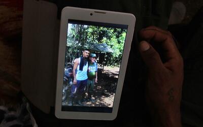 En la X conferencia de las FARC, a la que asistieron los líderes...