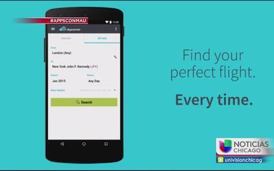Esta aplicación te ayudará a conseguir boletos de avión al mejor precio