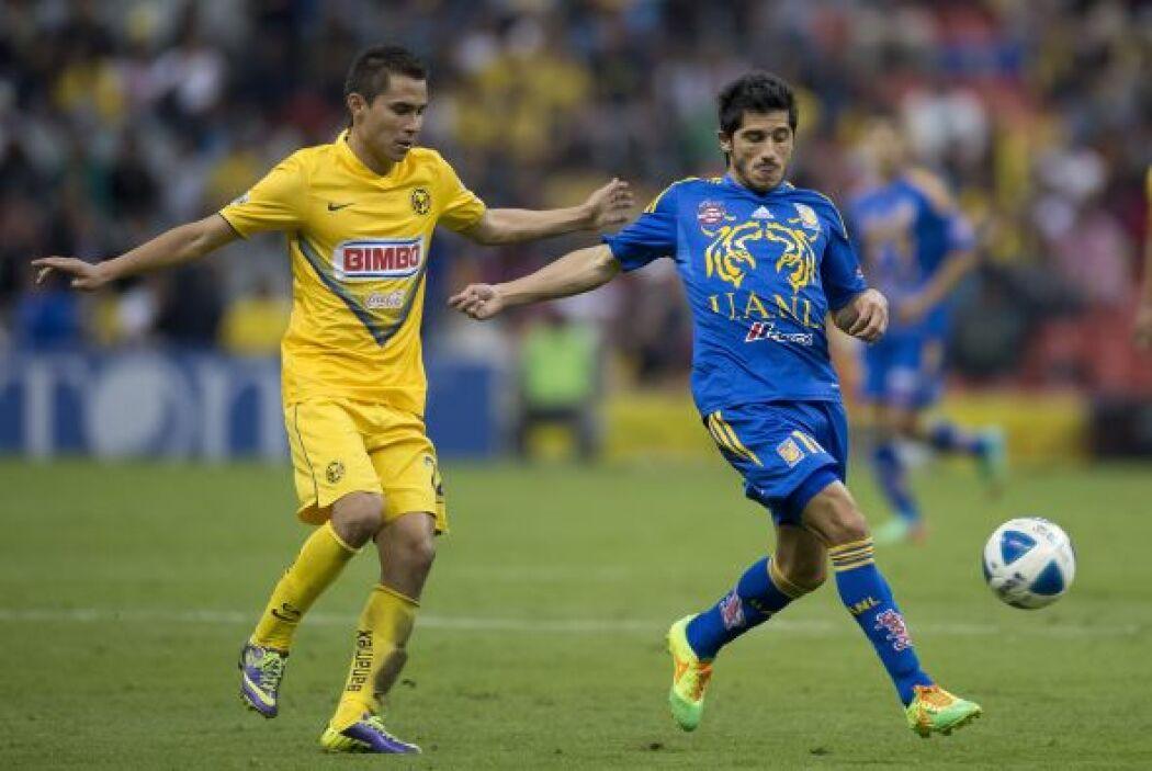 Anotó gol al minute 30, recibió una tarjeta amarilla en el Segundo tiemp...