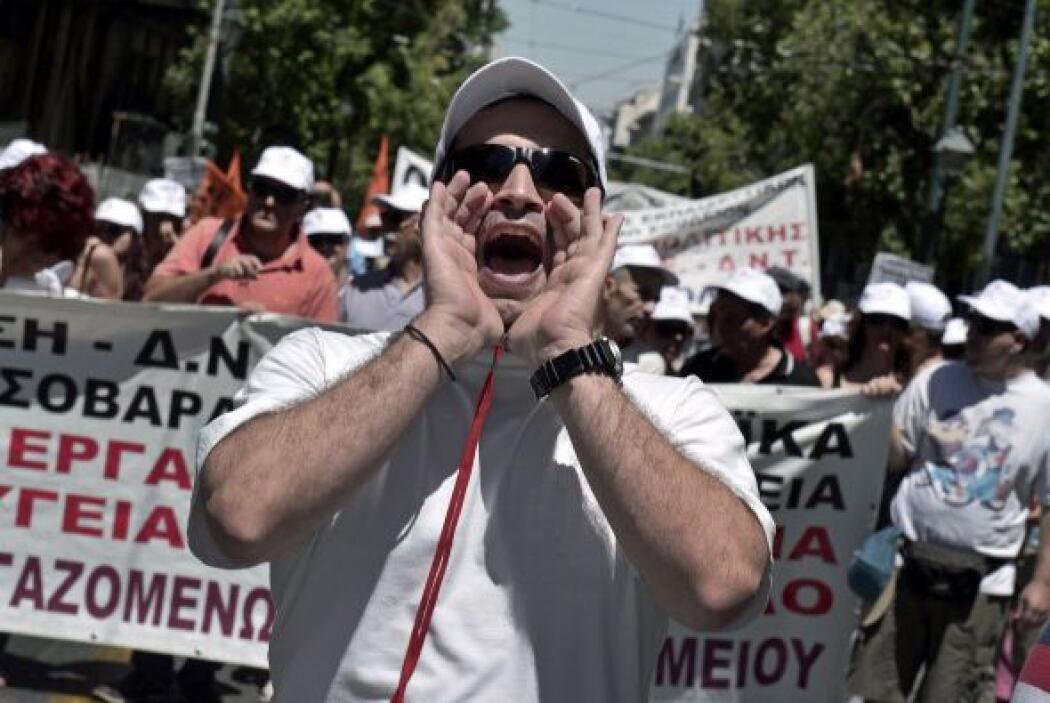 Otros expertos, sin embargo, opinan que el de Grecia en 2010 ha sido el...