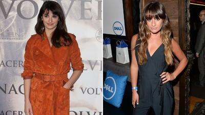 Lea Michel se declaró fanática del estilo de la actriz española.