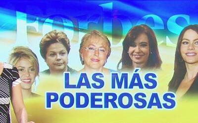 Ellas son las latinas más poderosas