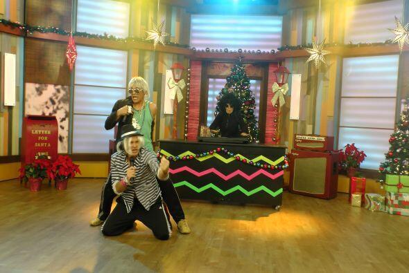 El estudio se llenó de música y pusieron a bailar a todos en Despierta A...