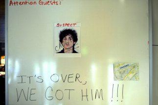Dzhokhar Tsarnaev, el sospechoso dos de los atentados en Boston, habría...