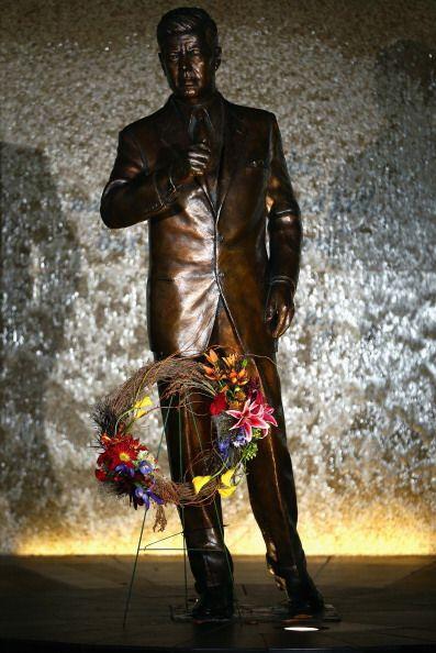 En Fort Worth, Texas también le rindieron un homenaje.