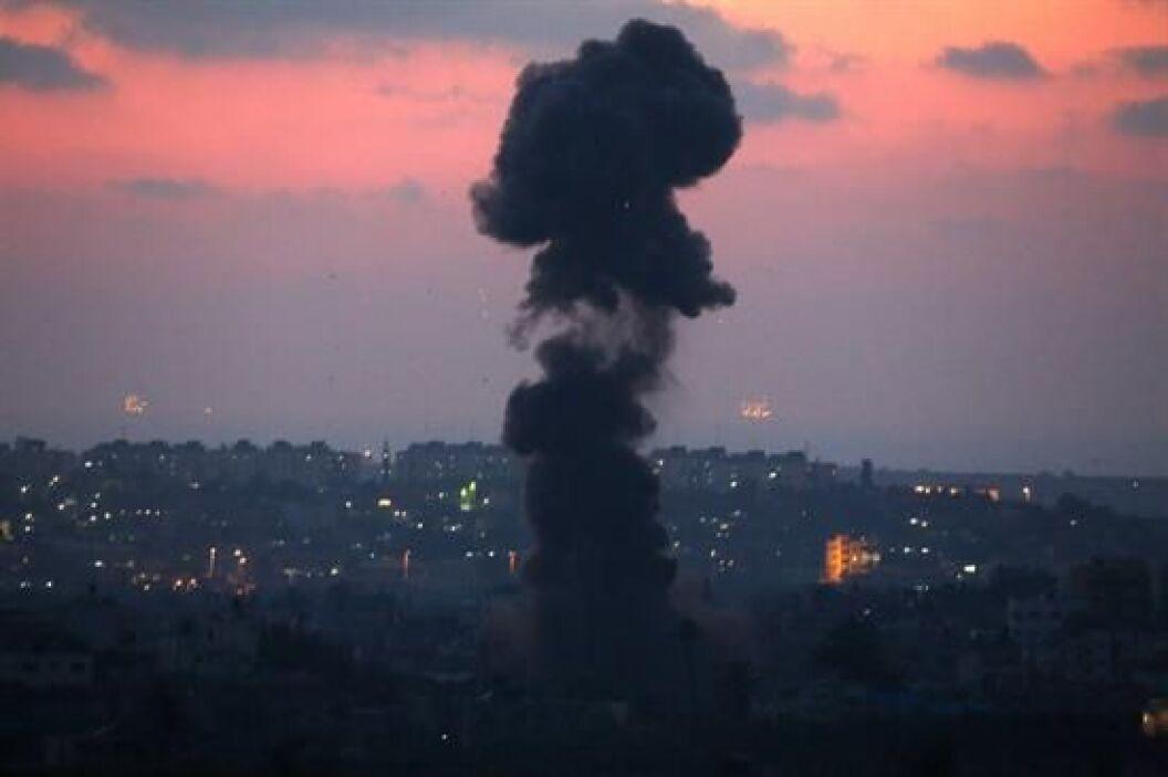 Desde el lunes, cuando aparecieron muertos los jóvenes israelíes, comenz...
