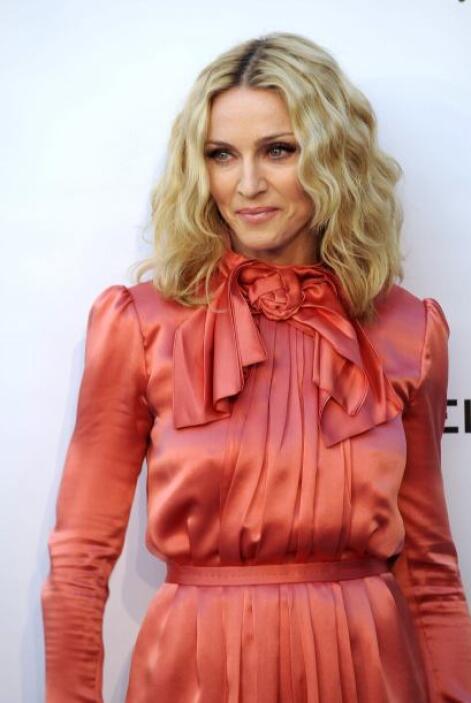 Aunque a 'La reina del pop' siempre la veamos de rubia, ella es de cabel...