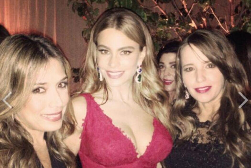 Sofía con sus amigas.Mira aquí lo último en chismes.