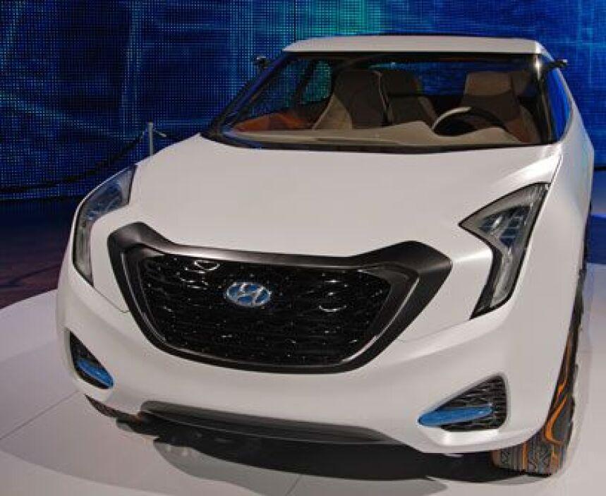 Hyundai CurbEl futuro de la marca surcoreana está en los compradores jóv...
