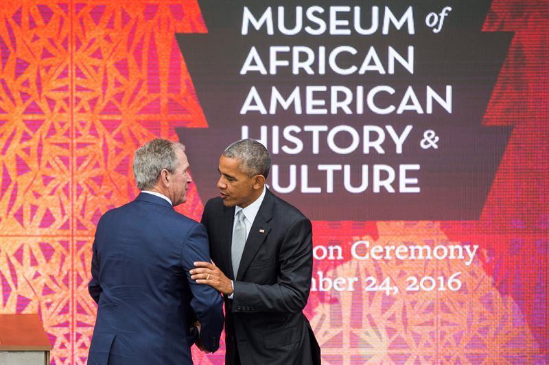 Inauguración del Museo de Historia y Cultura Afroamericana