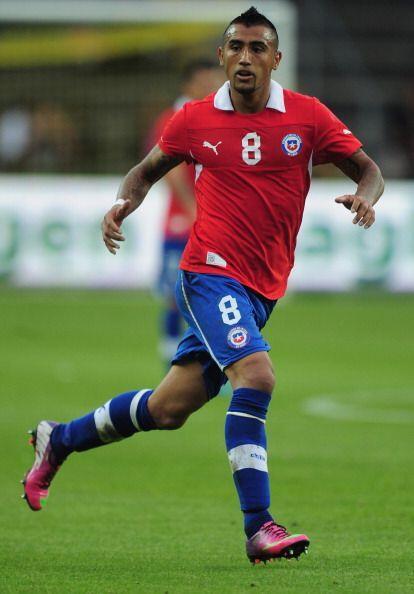 Arturo Vidal.- Uno de los mejores centrocampistas del mundo, con un tale...