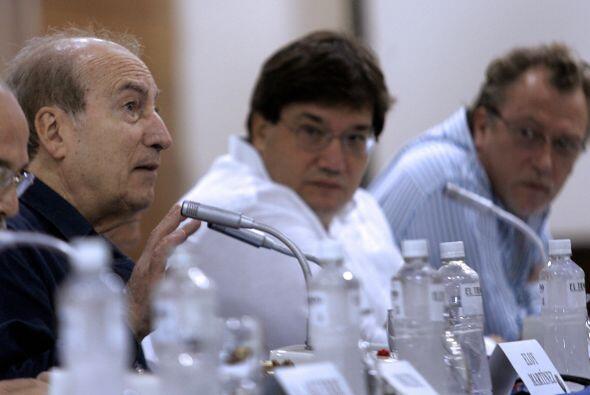 El escritor argentino Tomás Eloy Martínez falleció a los 75 años el 31 d...