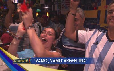Argentina está confiada en que esta vez sí ganarán la Copa América Cente...
