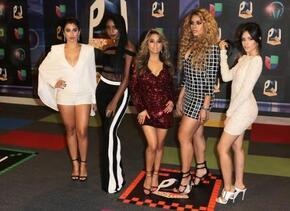 Las chicas de Fifth Harmony marcaron huella en el escenario de Premios J...