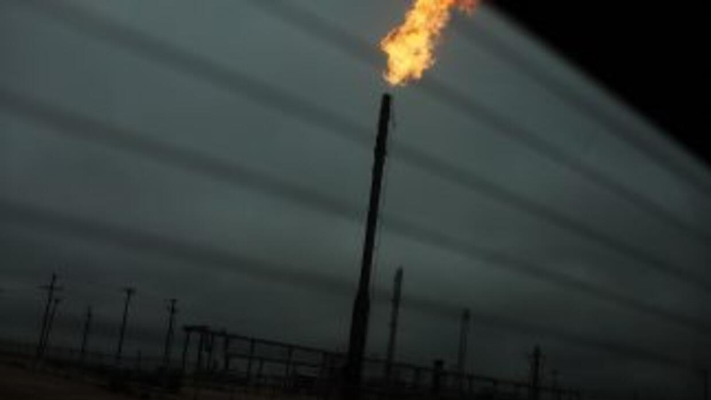 Petróleo en Texas.