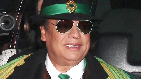 ¿Por qué JuanGa no le dejó nada a Alberto Aguilera Jr?