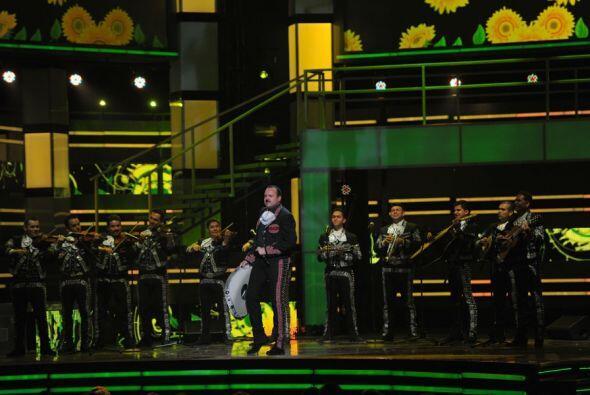 Aguilar es uno de los mayores exponentes de la música mexicana.