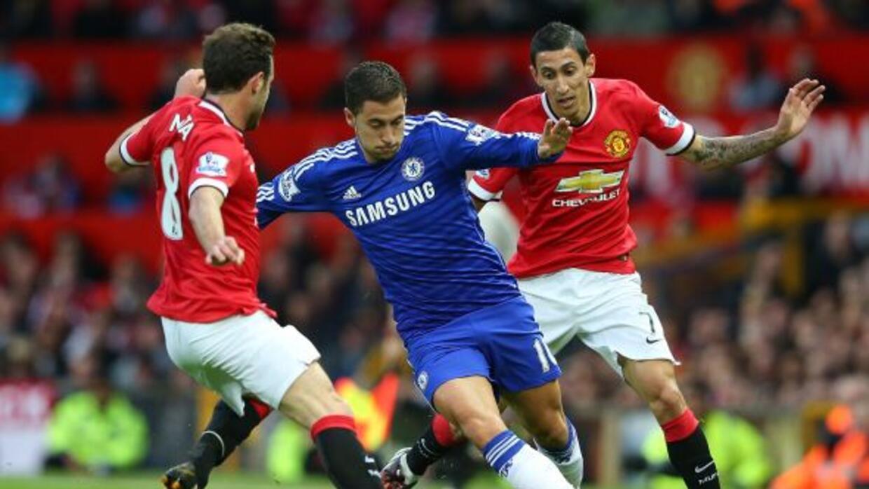 Blues y Reds se enfrentan en Stamford Bridge en la fecha 33 de Inglaterra.
