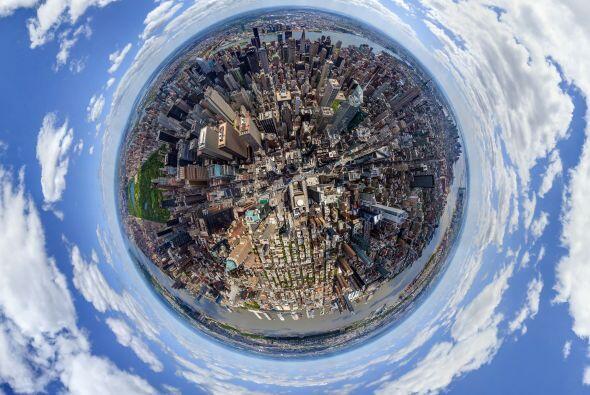 Esta es la ciudad de Nueva York. Se trata de un tipo de fotografí...