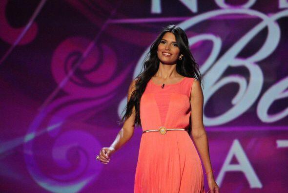 Carlina Duran de República Dominicana resaltó sus cualidades culinarias.