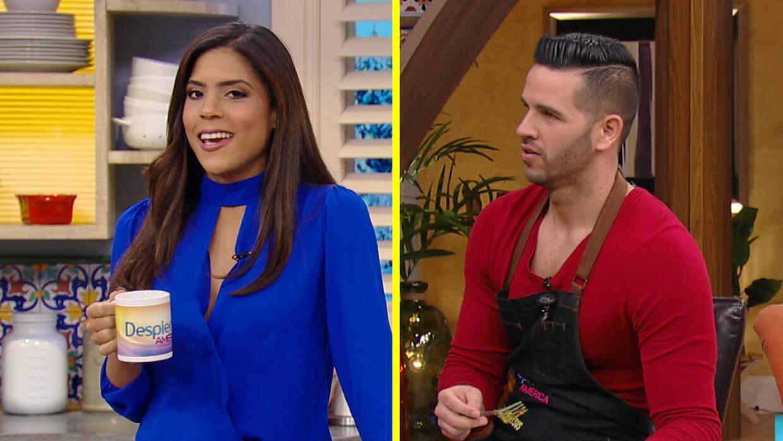 #DAEnUnMinuto: Descubrimos el defecto del chef y cacharon a Francisca mu...
