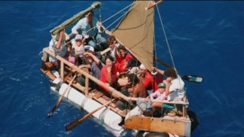 La suma de cubanos que logró llegar a las costas estadounidenses aumentó...