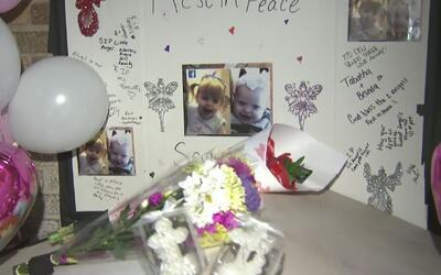 Realizan vigilia en memoria de dos bebés que murieron tras explosión de...