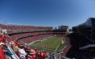 El estadio Levi's se convertirá en sede de varios partidos de la...