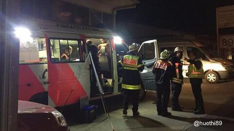 Un hombre con un hacha ataca a los pasajeros de un tren en Alemania