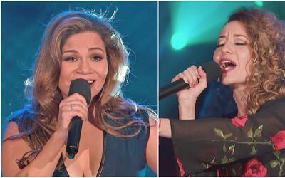 ¿Quién lo hizo mejor? Beatriz Montes y Flor Hernández cantaron 'Cómo han...