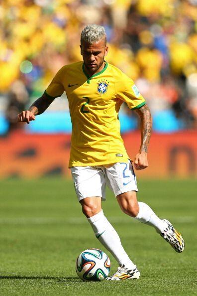 """También tocó el tema de Brasil en el Mundial. """"En el..."""