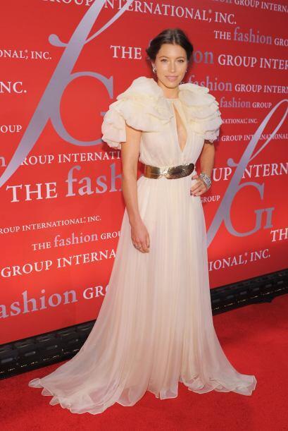 Giambattista Valli fue el encargado de crear el vestido que usó J...