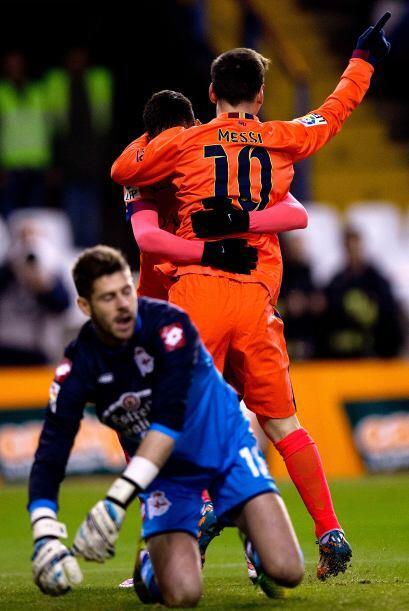 Ocho días más tarde, el club catalán mantuvo el paso ascendente con una...