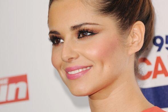 El rostro angelical de Cheryl, pero sobre todo, su buen corazón,...