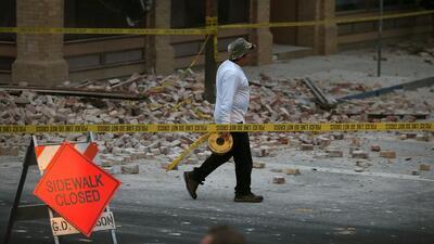 El sismo en California revivió los temores del 'Big One'