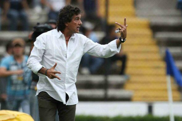 El técnico argentino dirigía en esa entonces al conjunto lagunero y tras...