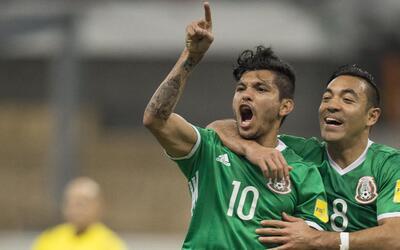 México 2-0 Canadá: El Tri vence a Canadá y asegura el hexagonal con paso...