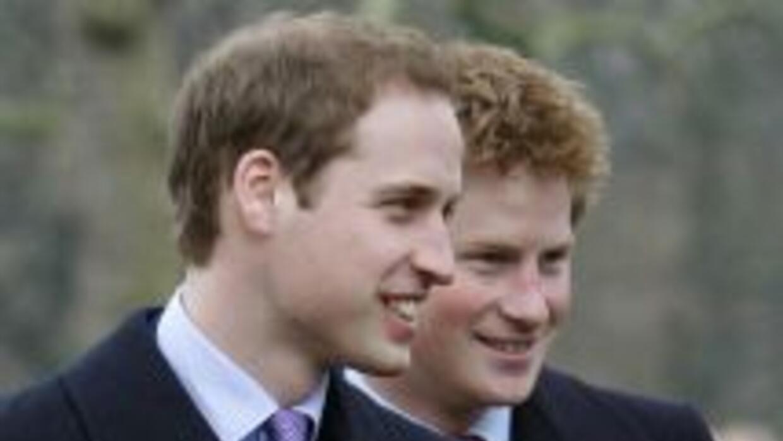 El príncipe Harry organizó la reunión, que en lugar de ser la ´típica ce...