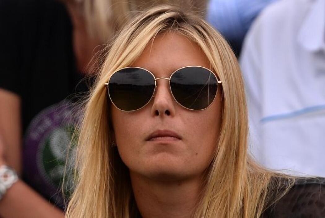 Tras ser eliminada en la segunda ronda en Wimbledon, ahora la linda Marí...