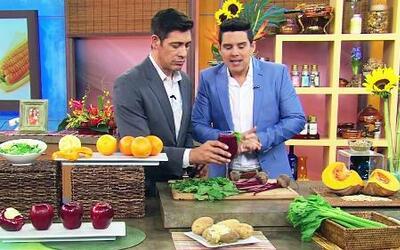 No te deshagas de la cáscara de frutas y verduras. Parte 2