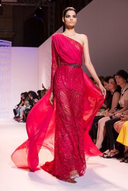 Vestidos vaporosos se convertirán en los consentidos de las bellas de la...