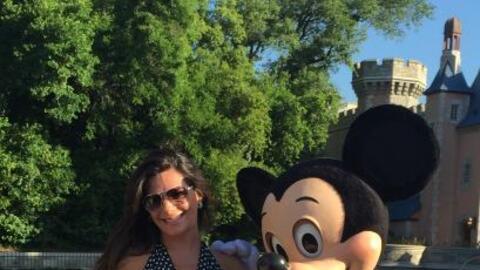 Bárbara Bermudo Disney