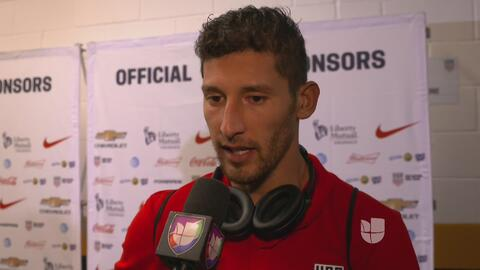 "Omar González, del Team USA, no vio al Tri: ""México está jugando súper b..."