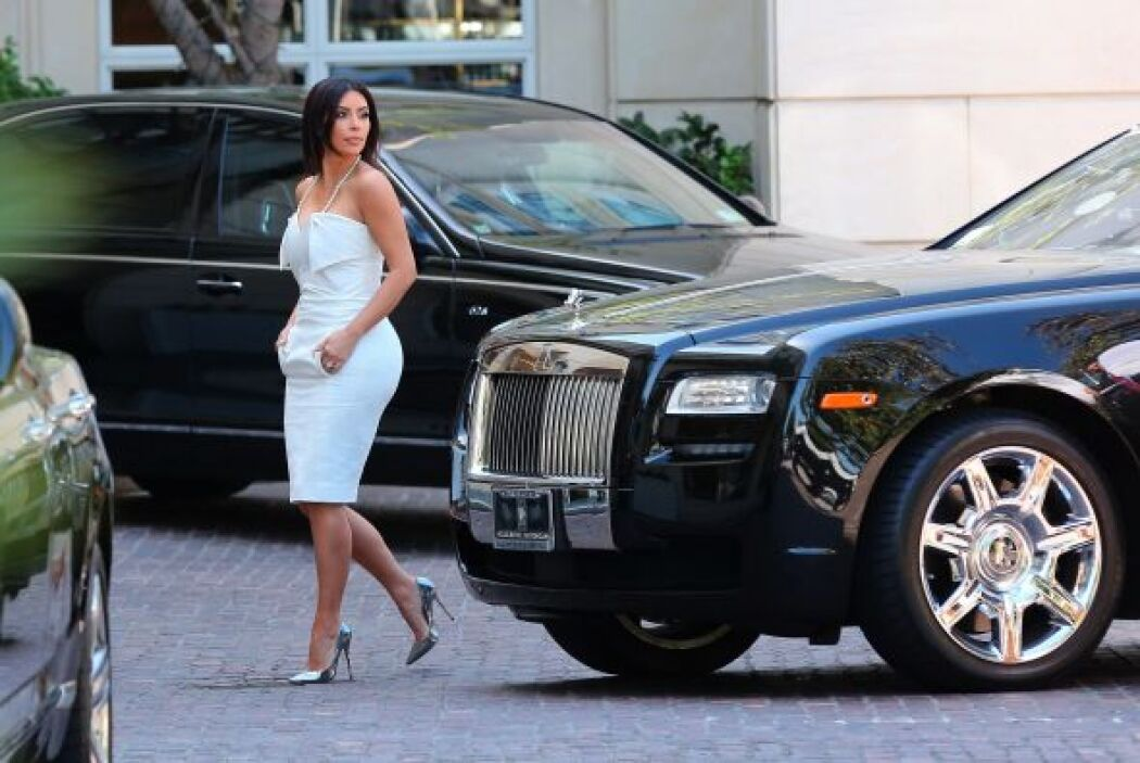 Pero estamos seguros que los Kardashian la estuvieron planenando por mes...